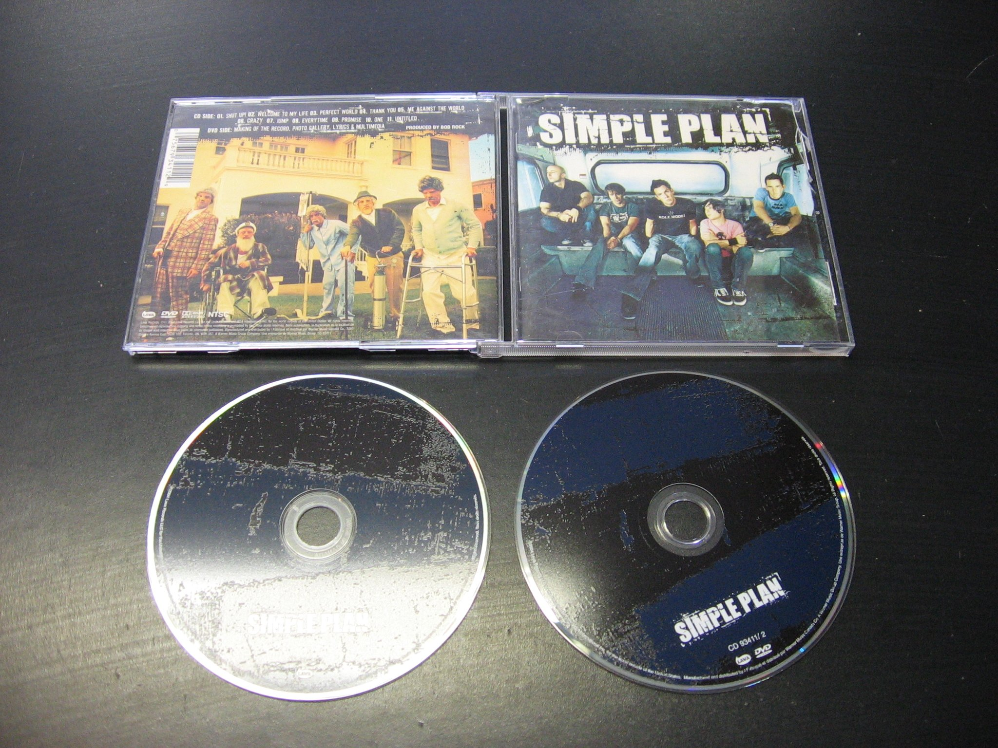 SIMPLE PLAN ___ 2 CD ___ Opole 0287 ```````````` Opole