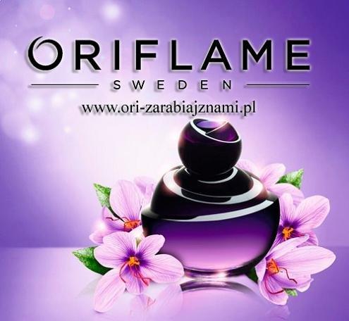 Zarabiaj z Oriflame