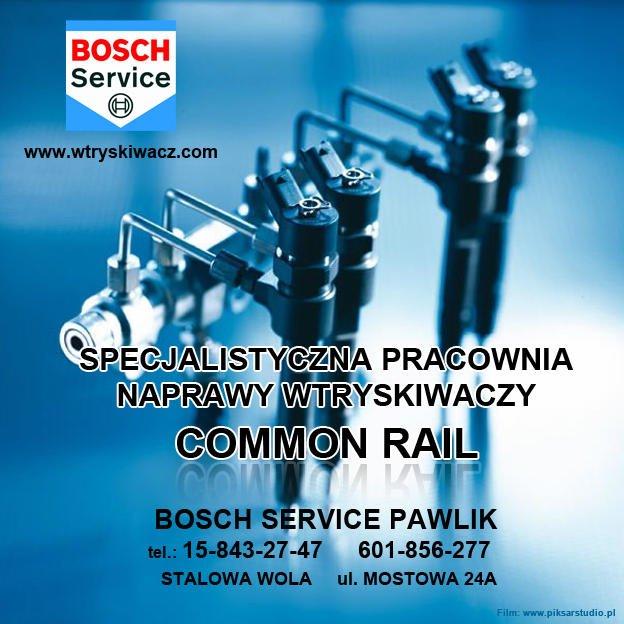 Regeneracja naprawa wtryskiwaczy common rail-Opole