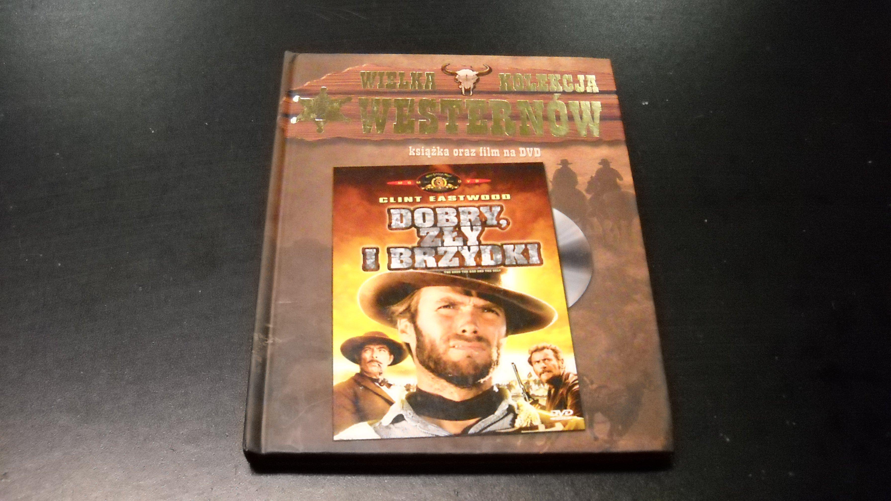 DOBRY, ZŁY I BRZYDKI (Clint Eastwood)  DVD - Opole AlleOpole.pl