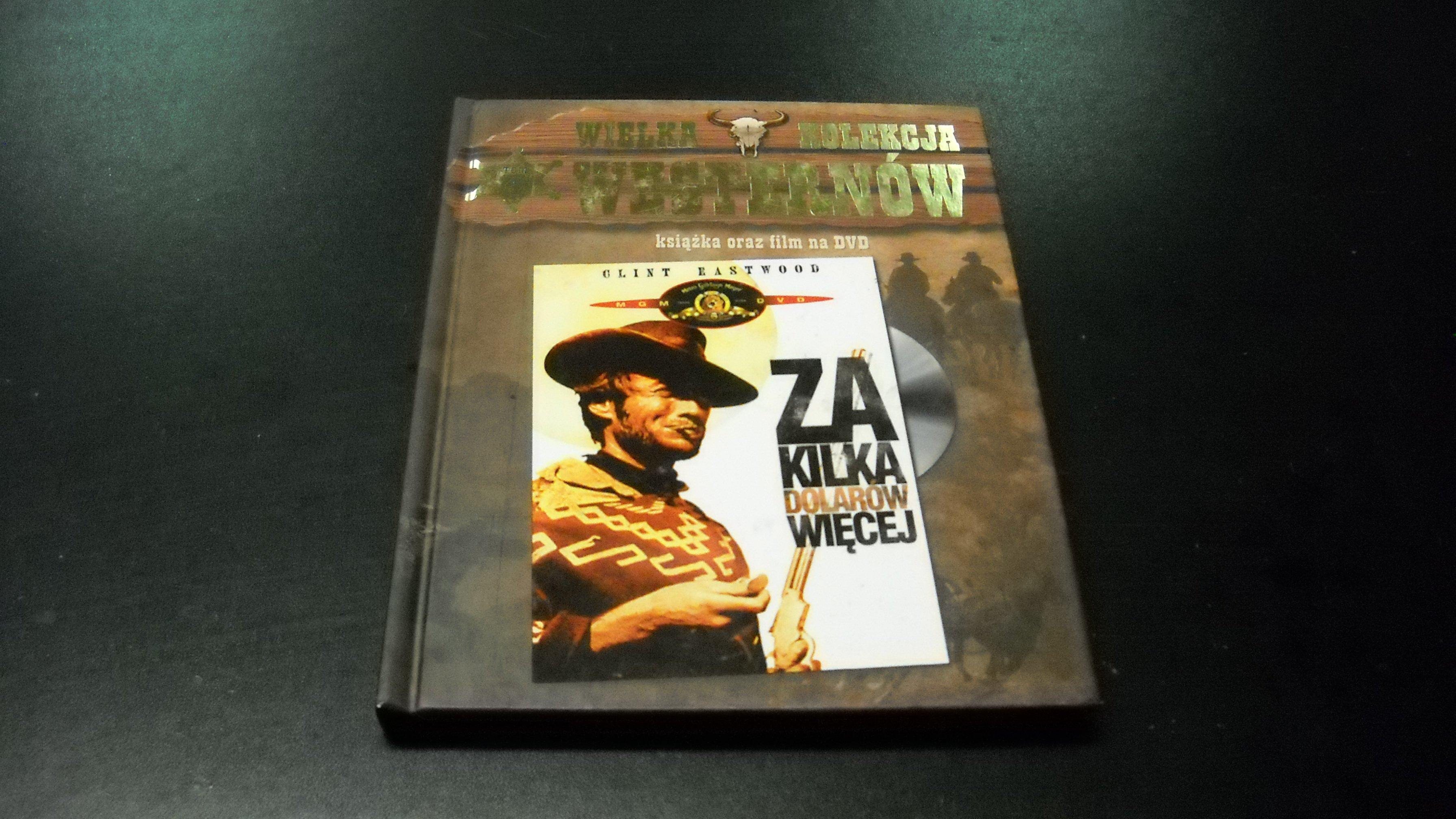ZA KILKA DOLARÓW WIĘCEJ (Clint Eastwood) DVD - Opole AlleOpole.pl