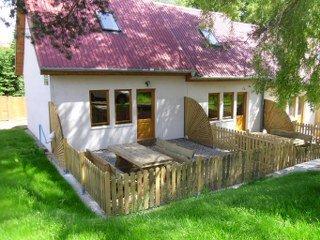 Domki nad Jeziorem Złotnickim dolnośląskie