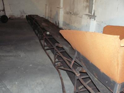 Taśmociąg długość 8 m i szerokość taśmy 50 cm