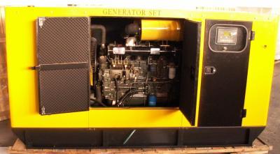Agregat prądotwórczy 50kW, zabudowany