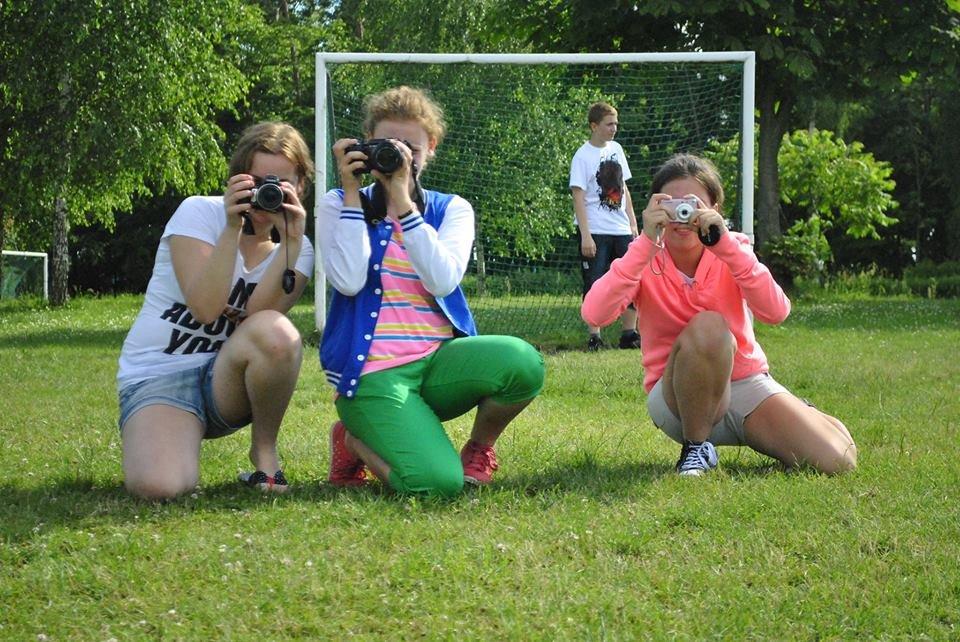 Fotofantyk - obóz fotograficzny 11-17 lat - Czaplinek