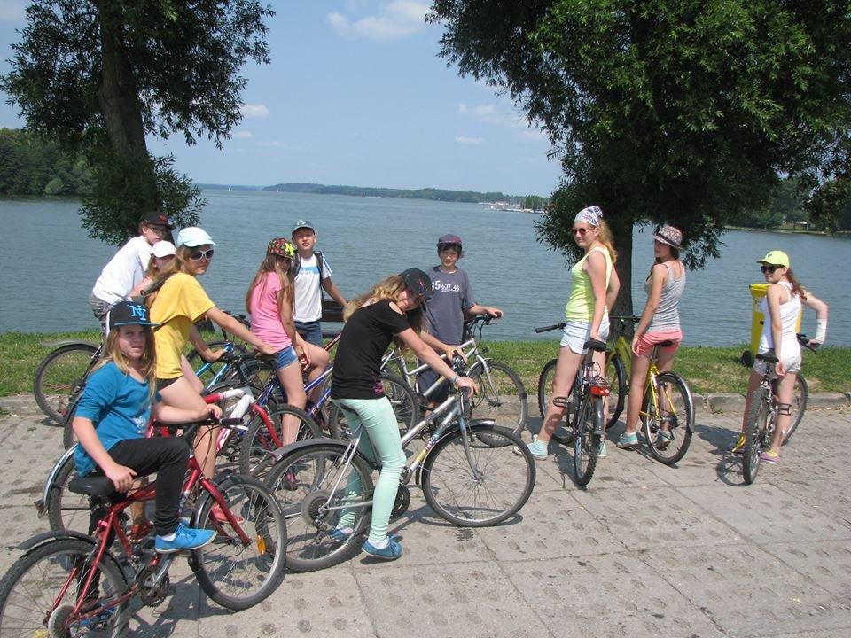 Obóz kondycyjno-odchudzający 11-15 lat - Czaplinek