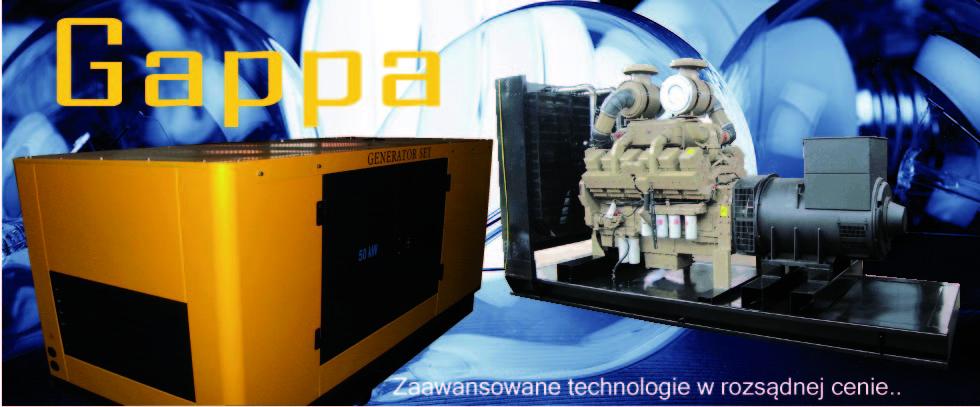 Agregaty prądotwórcze 15-800 kW - sprzedaż, wypożyczanie, serwis