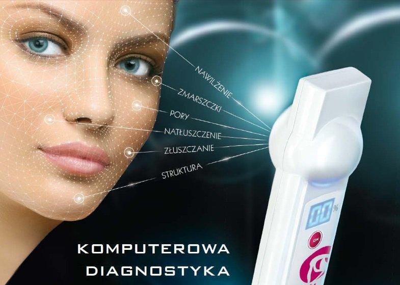 Komputerowa diagnostyka skóry