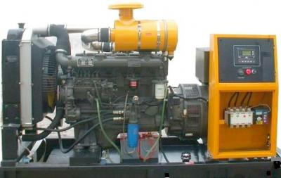 Agregat prądotwórczy 120 kW, niezabudowany, ATS/SZR
