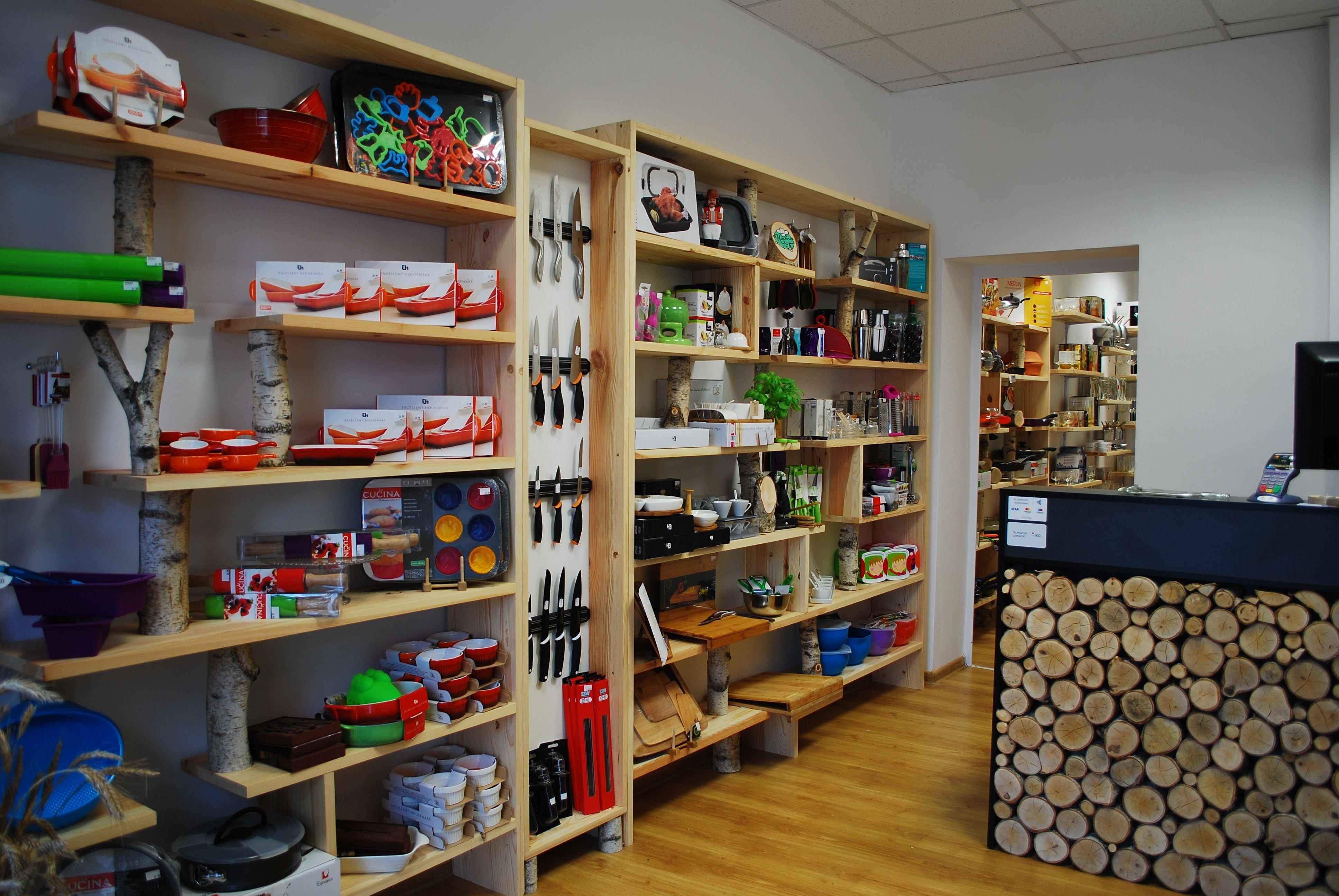 Kuchnia i Ty - nowy sklep z akcesoriami do kuchni i jadalni.