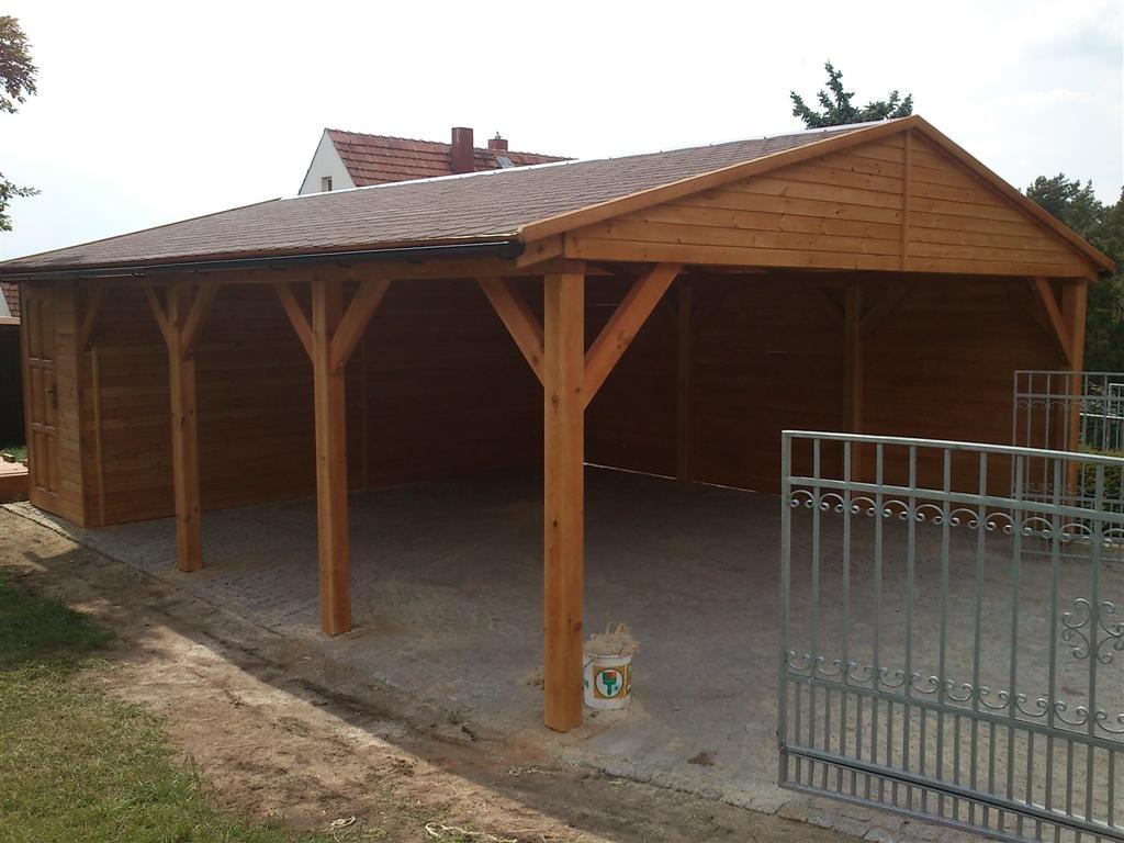 wiaty garażowe,zadaszenia, konstrukcje drewniane