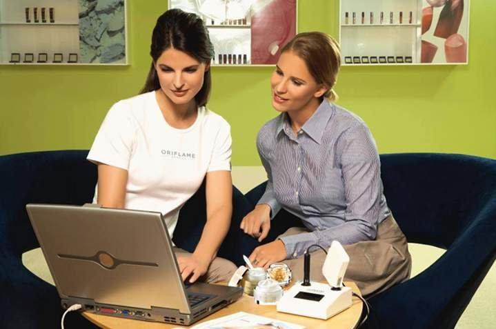 ORIFLAME to sklep internetowy z programem partnerskim ZAPRASZAM :)