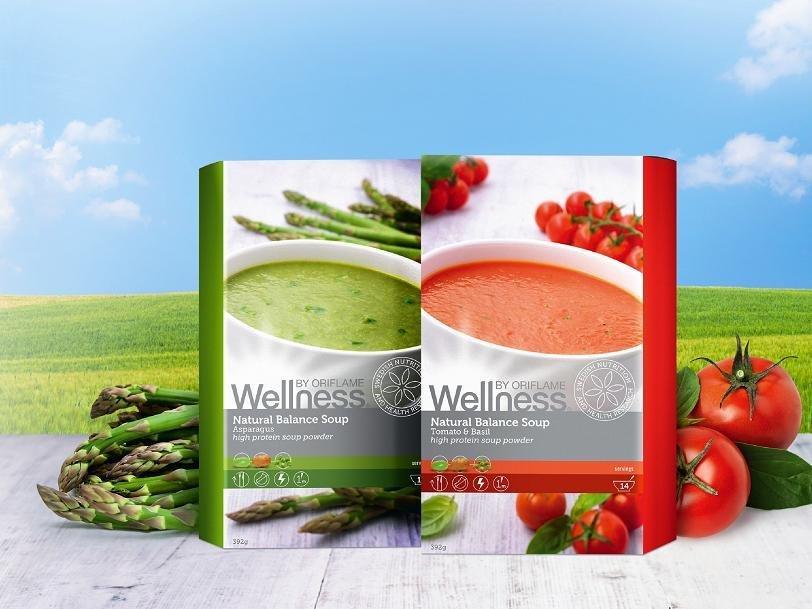 Wellness od ORIFLAME