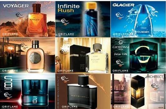 Perfumy ORIFLAME w cenach hurtowych