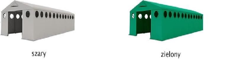 Namiot Magazynowy 6m x 12m LUX PLUS 8860zł
