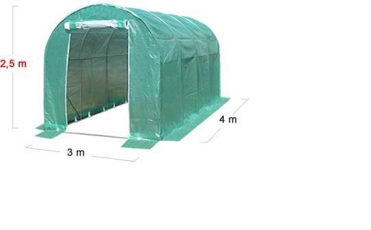 tunel foliowy 3x4m gwarancja 1095zł