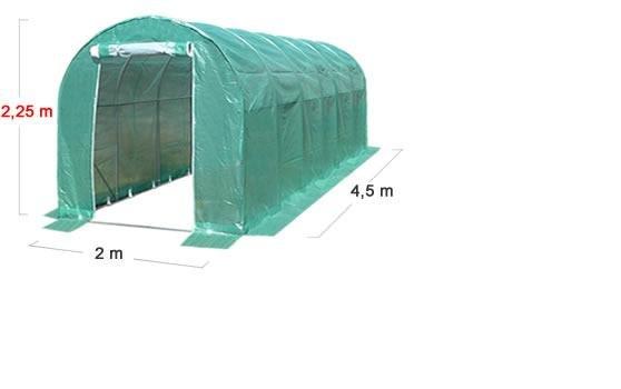 tunel foliowy 2x4,5m rury ocynkowane 895zł