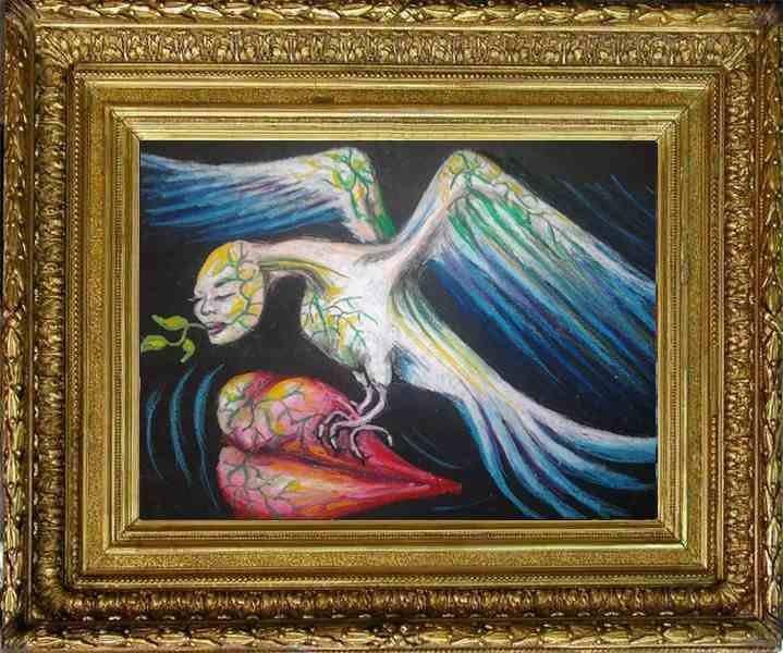 Malarstwo współczesne Milena Olesinska