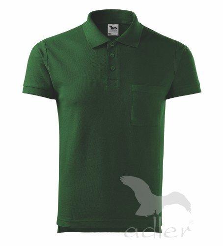 212 Koszulka Polo Męska COTTON