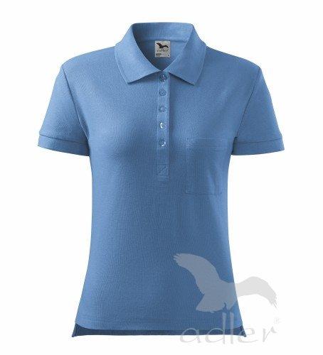 213 Koszulka Polo Damska COTTON