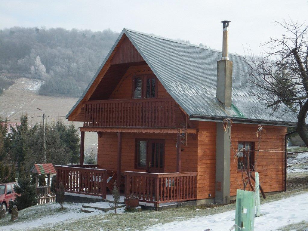 Domek Bogdanka w Bieszczadach
