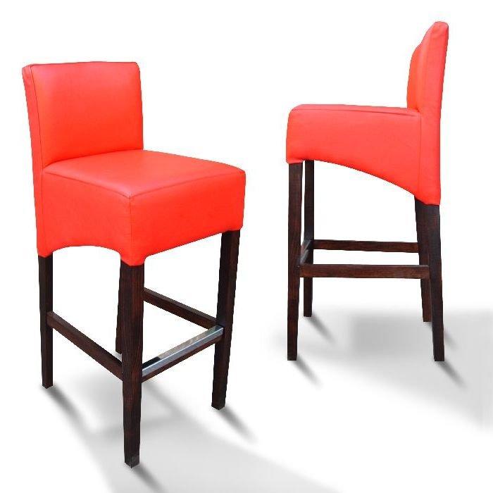 Hoker barowy hokery krzesła krzesło barowe 77 cm