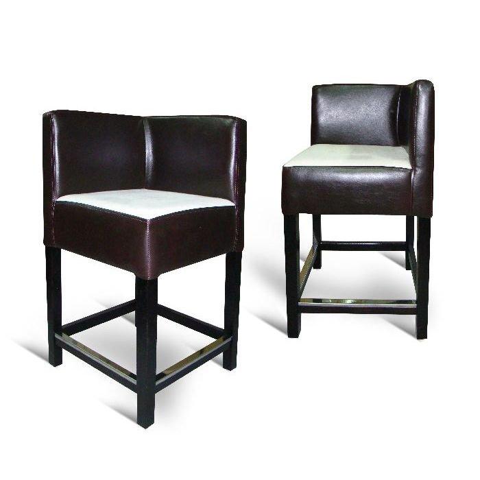 Hoker narożnikowy hokery krzesło krzesła 87 cm