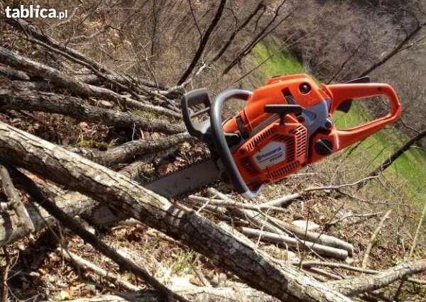 Usługi Pilarskie Cięcie i Rąbanie drewna !!