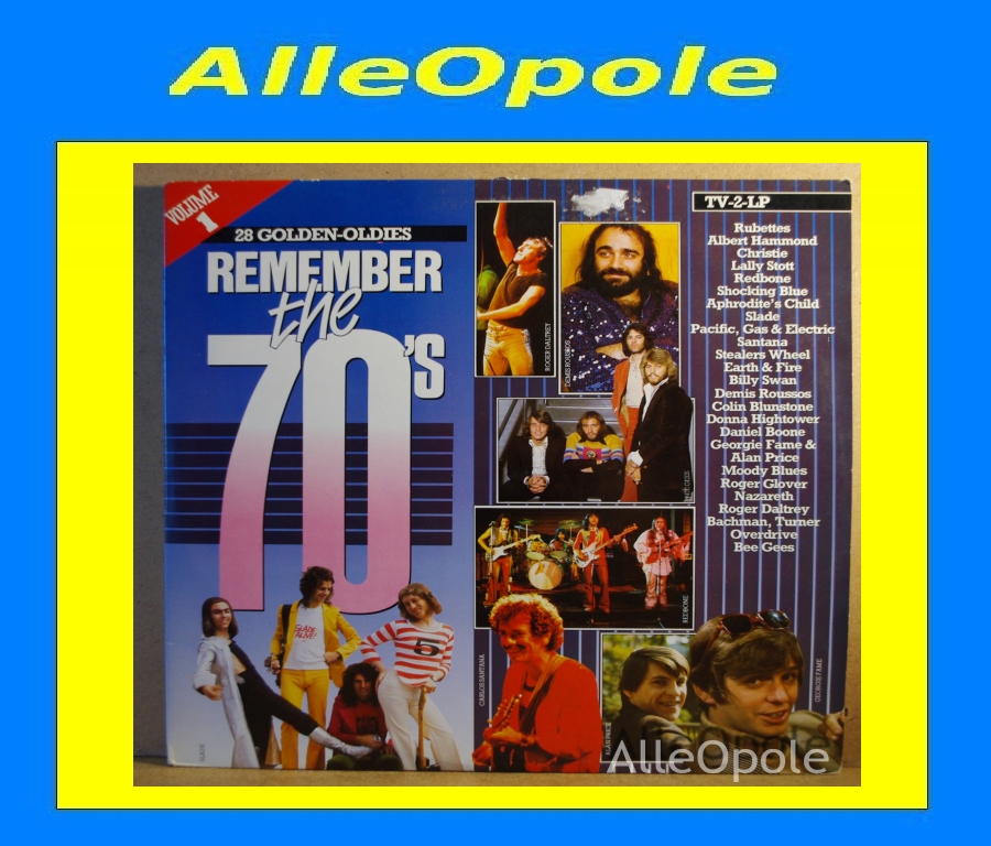 Remember The 70 LP Opole 0209