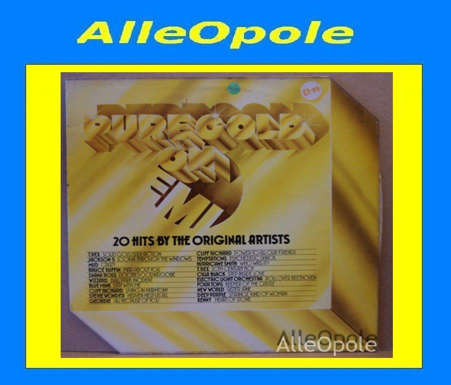 PURE GOLD ON EMI LP Opole 0223