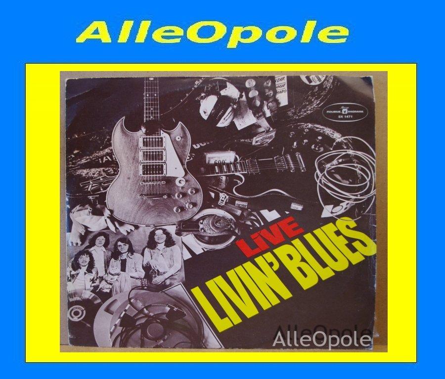 Livin Blues Live LP Opole 0224