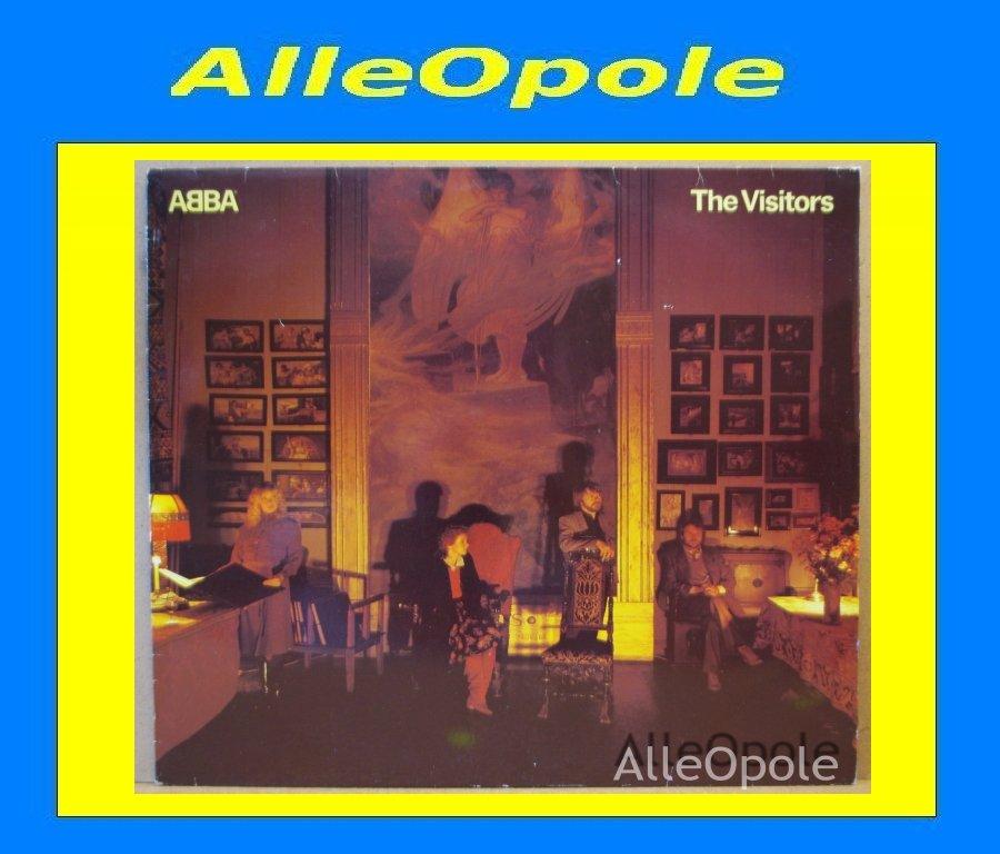 Abba - The Visitors LP Opole 0225