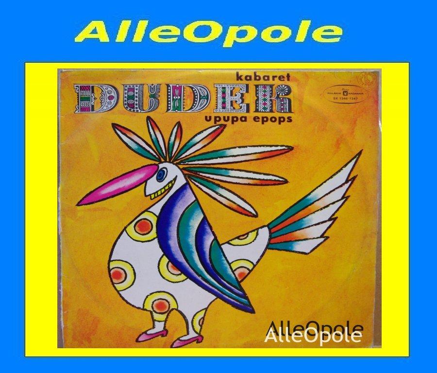 KABARET DUDEK Upupa Epops LP Opole 0241