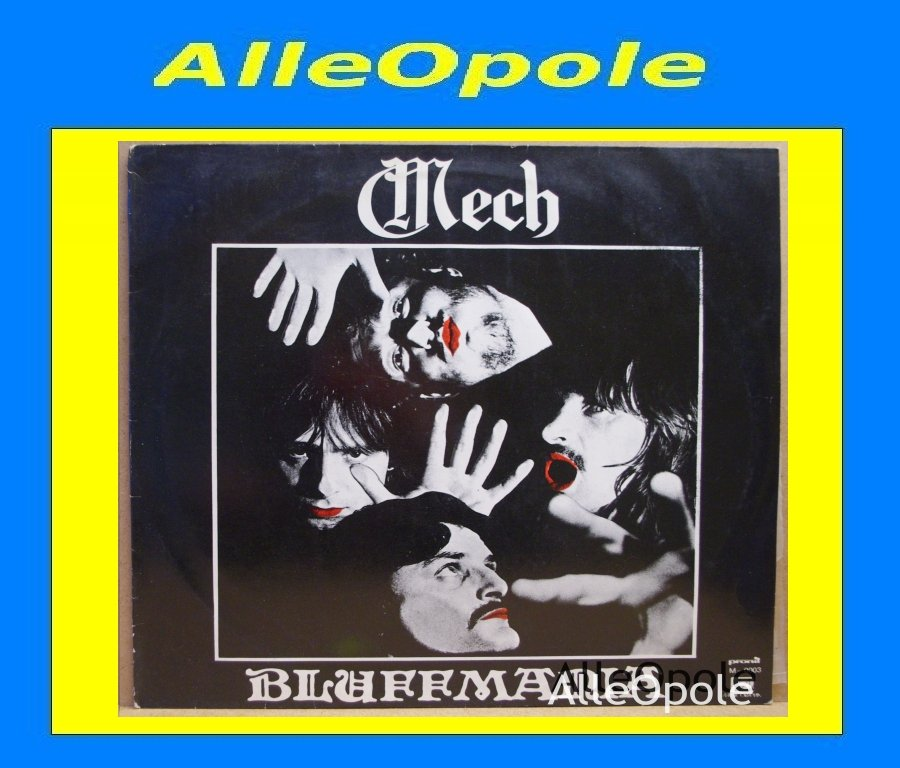 MECH BLUFFMANIA LP Opole 0256