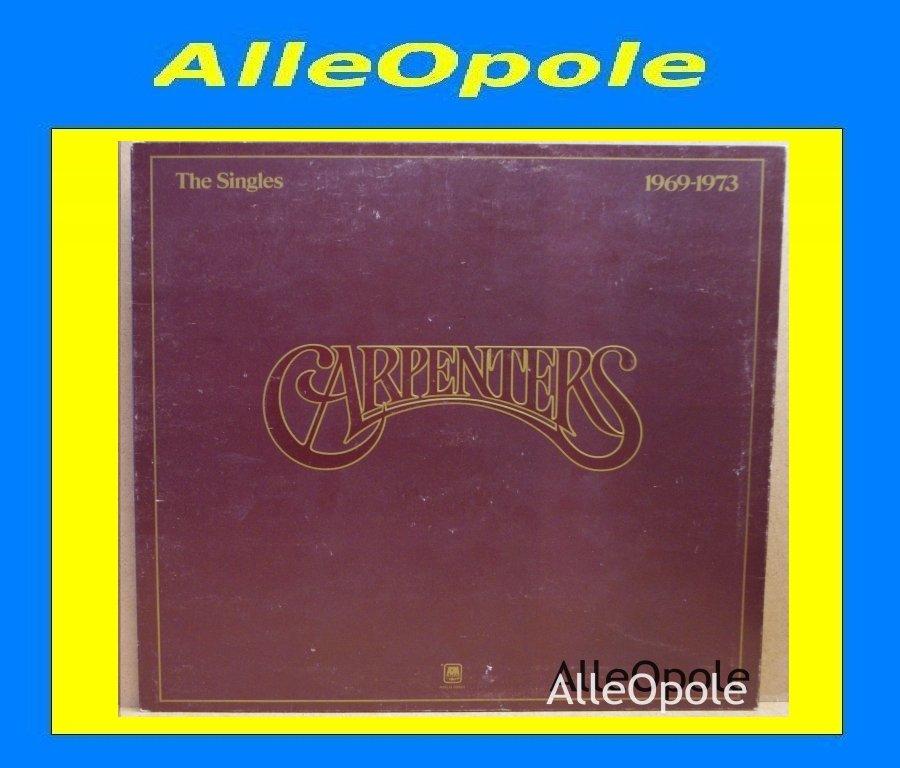 CARPENTERS - THE SINGLES  LP Opole 0261