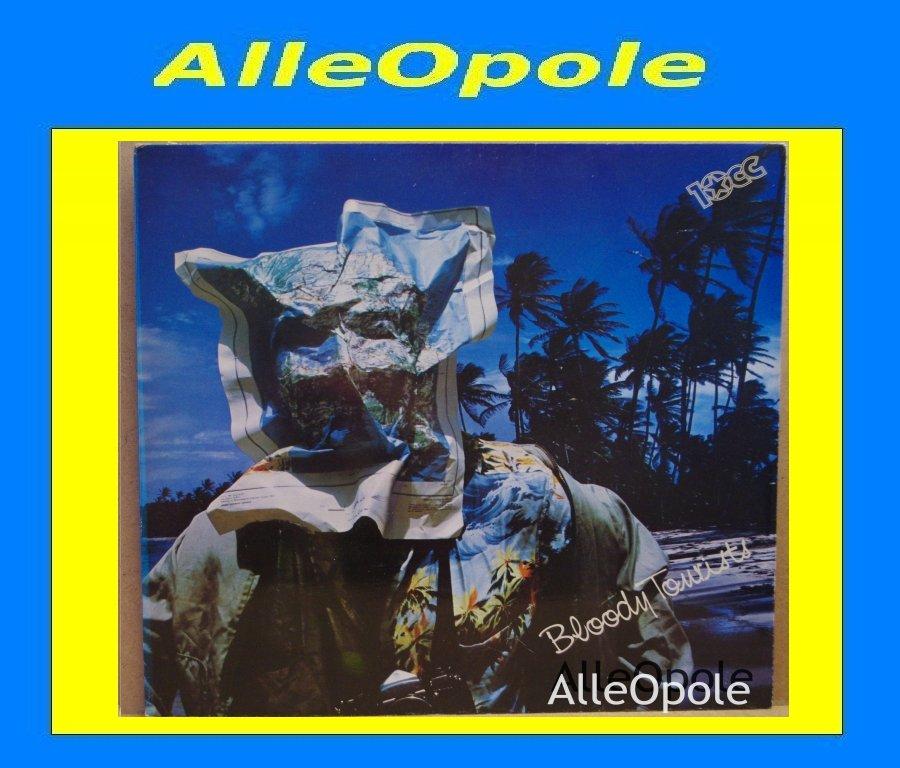 10 CC Bloody Tourist LP Opole 0270