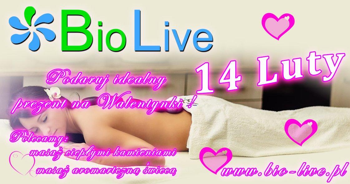 Centrum Rehabilitacji i Masażu Bio Live
