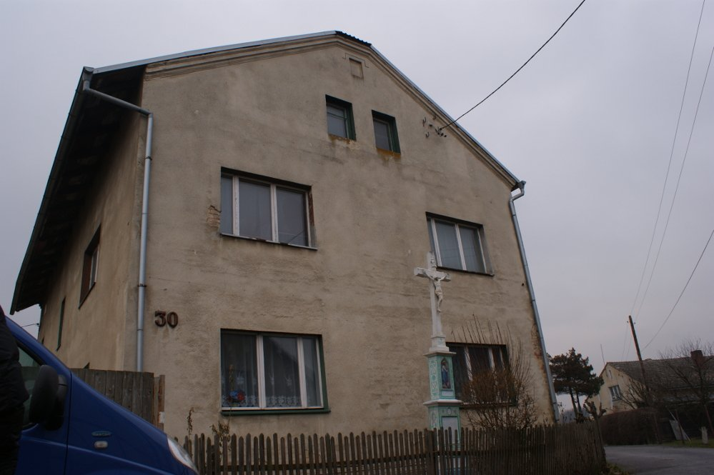 Dom w spokojnej miejscowości Lwowiany k/ Głubczyc