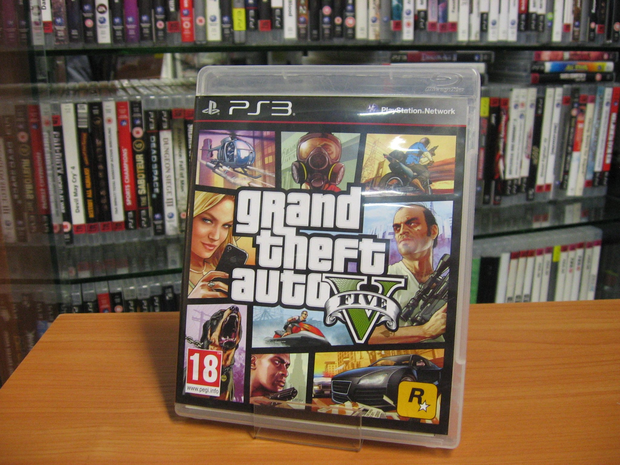 GTA V Grand Theft Auto Five PS3 - Opole  AlleOpole.pl