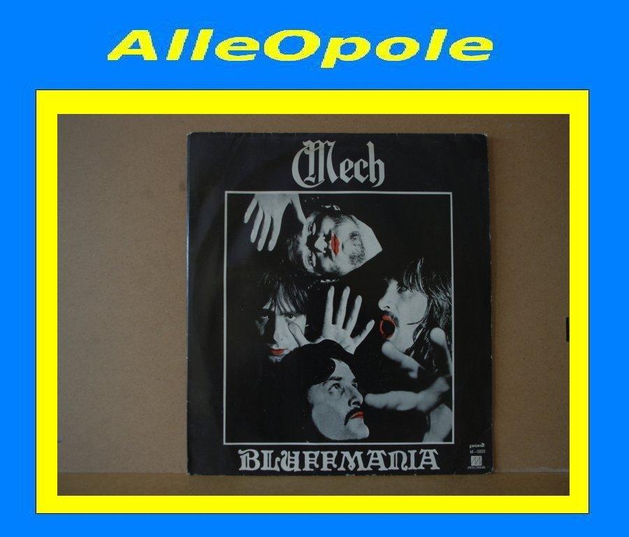 MECH - Bluffmania  LP Opole 0281