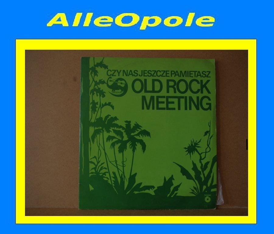 Old Rock Meeting - Czy Nas Jeszcze Pamiętasz 2 LP Opole 0283