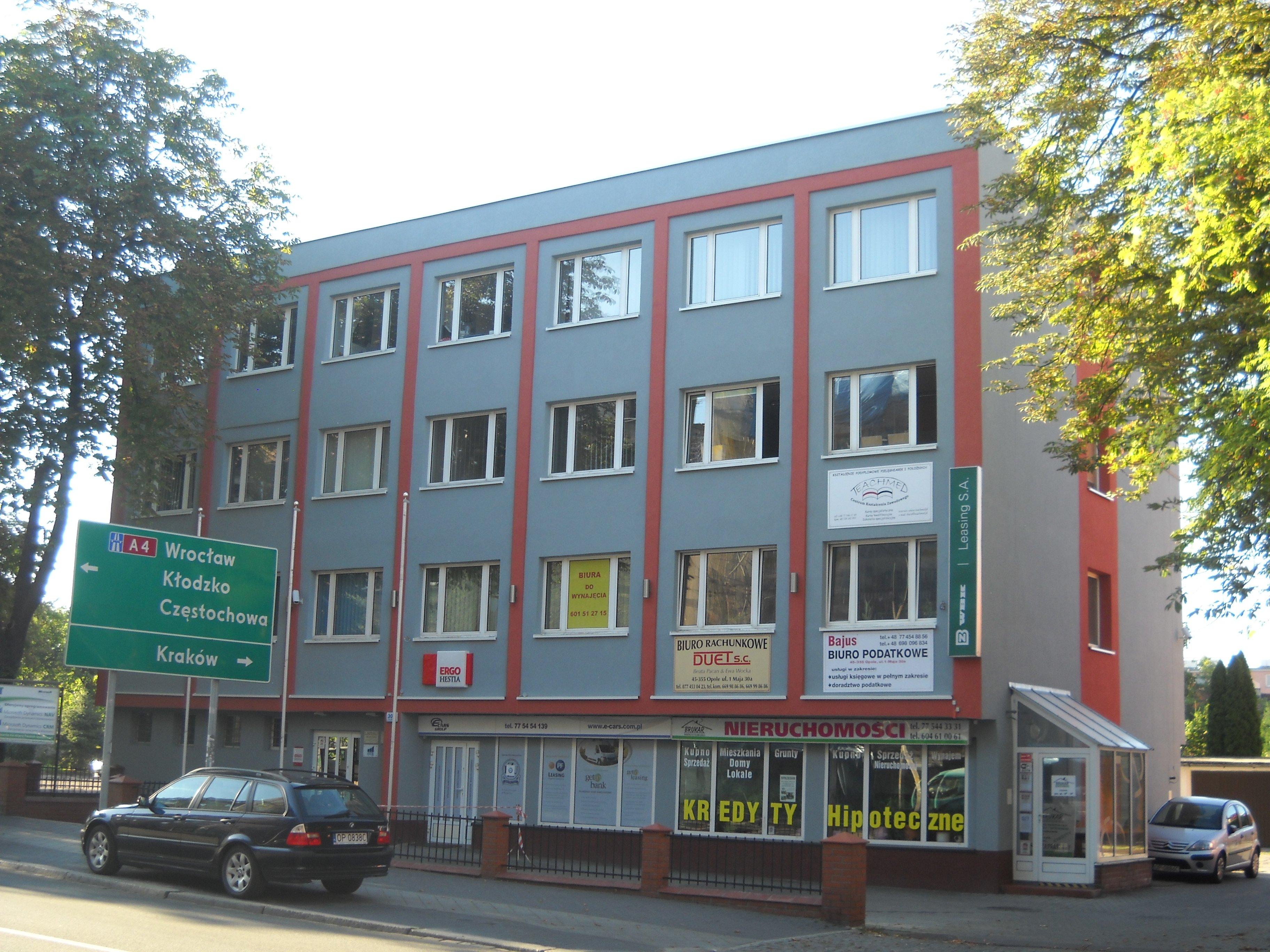 Biuro od zaraz, lokal biurowy, Opole