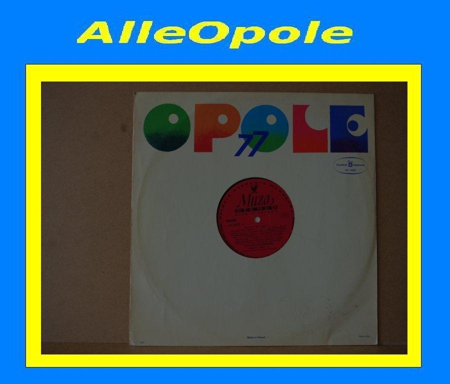OPOLE 77 - DEBIUTY LP Opole 0285