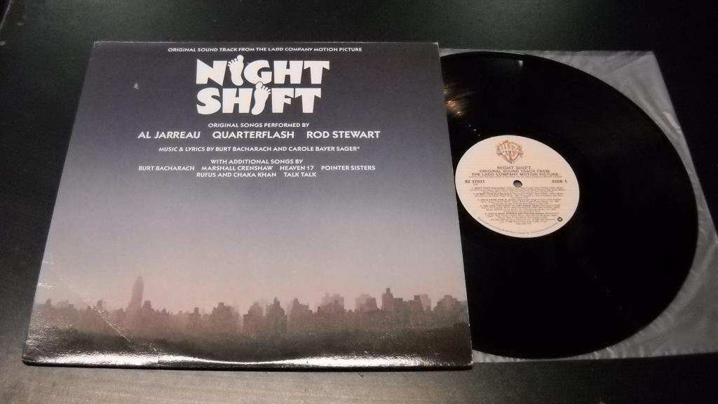 Original Soundtrack Night Shift  LP Opole 0307