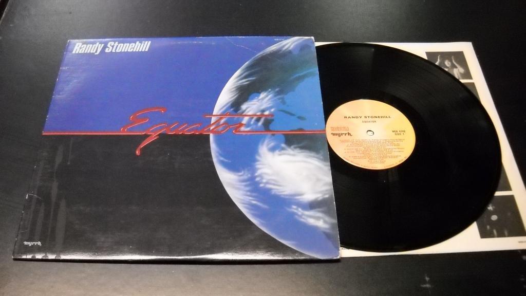 RANDY STONEHILL EQUATOR  LP Opole 0308