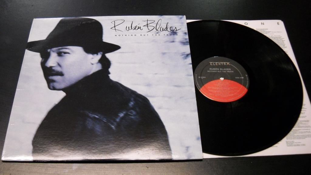 Ruben Blades - Nothing But The Truth  LP Opole 0309