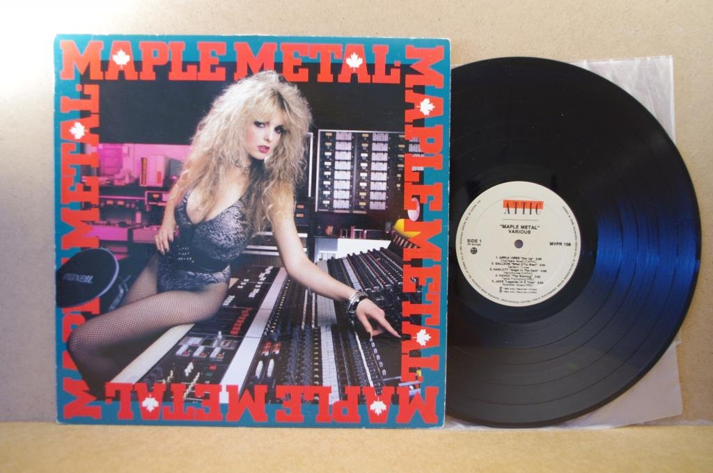 Maple Metal 1985  LP Opole 0312