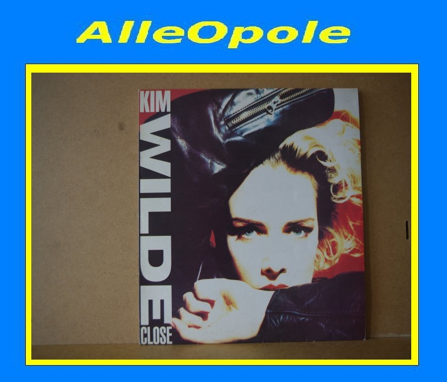 KIM WILDE - CLOSE LP Opole 0301