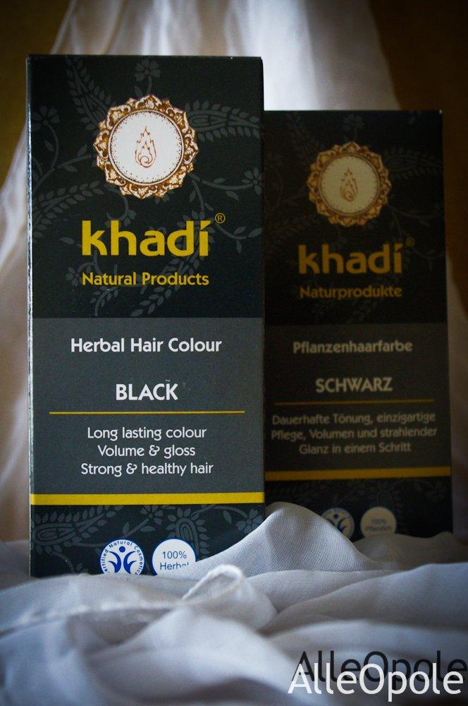 Naturalna Henna - Kolor Czarny