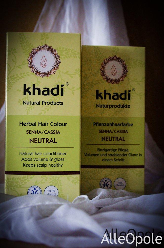 Naturalna Henna - CASSIA - Bezbarwna ( odżywka)